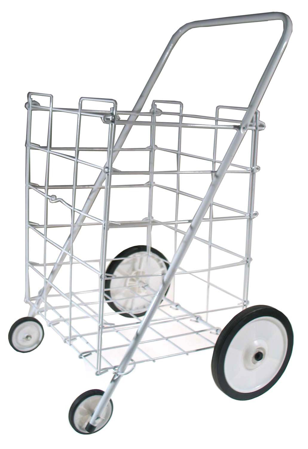 WHT Home Helpers 39480 Four-Wheel Folding Cart