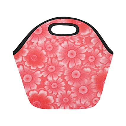 image about Walmart Printable Job Application named : Insulated Neoprene Lunch Bag Floral Print Cloth