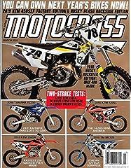MOTOCROSS ACTION Magazine March 2018 KTM 450SXF, Husky FC450, TWO-STROKE YZ125, KTM 250SX