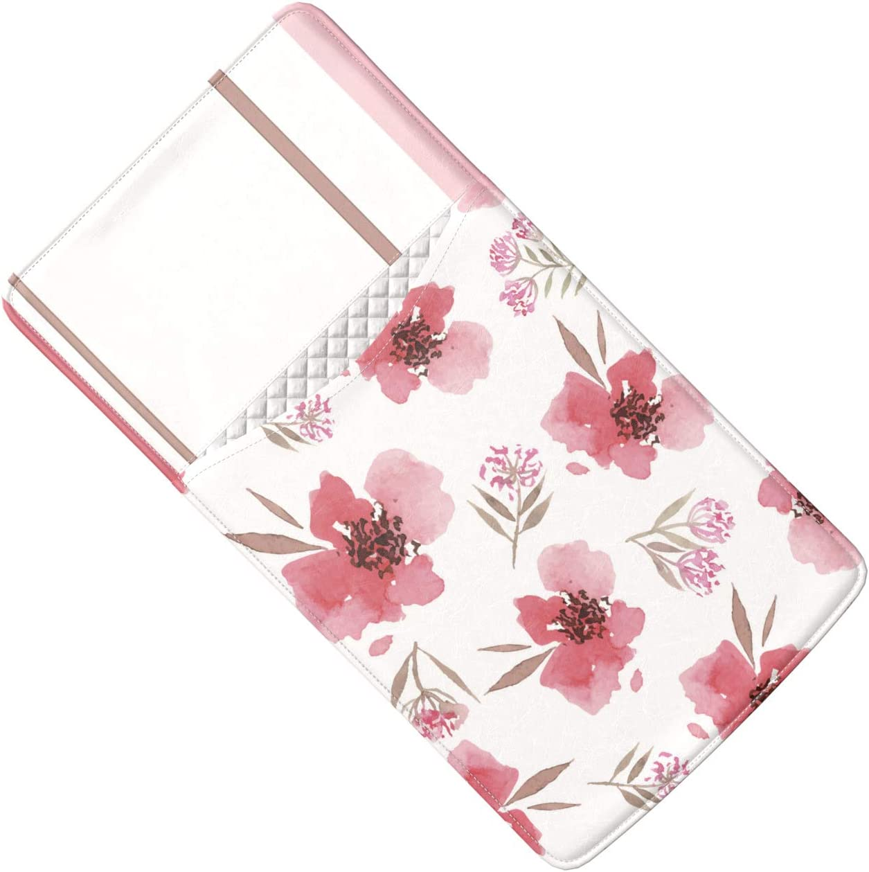 Lex Altern Tablet Sleeve Case for Samsung Galaxy Tab S6 S5e S4 S3 S2 A 10.5 A 10.1 A 8.0 A 9.7 E 9.6 2019 2018 2017 Floral Elephant Watercolor Peony Flowers Boho Blue Cover Protective Girl Printed