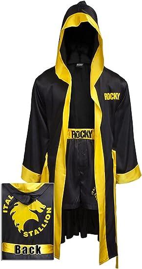 L/'Étalon italien Rocky Balboa Peignoir Peignoir
