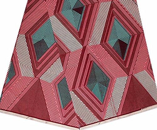 African Fabric - VLISCO Real Dutch - Veritable Wax Hollandais Ankara (1Yrd Each)