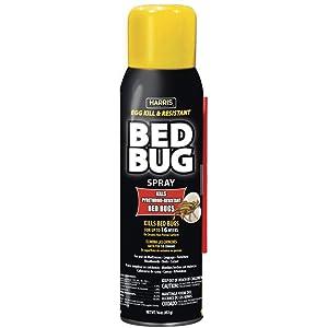 Harris BLKBB-16A Bed Bug Spray, White
