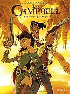 vignette de 'Les Campbell n° 2<br /> Le redoutable pirate Morgan (José Luis MUNUERA)'