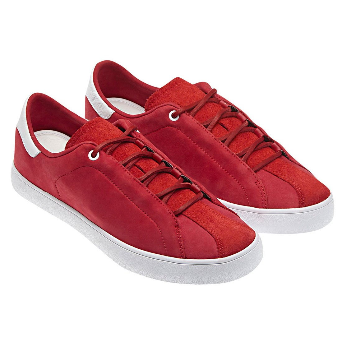 on sale a7085 8d4a3 Amazon.com | adidas ObyO Doley DB (Light Scarlet/runninwhite ...