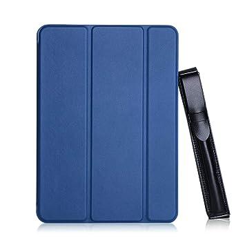 ISIN Funda para Tablet Serie Funda de Premium PU Smart Carcasa para Samsung Galaxy Tab S3 9.7 SM-T820 y T825 WIFI 4G LTE Android Tablet con Soporte ...