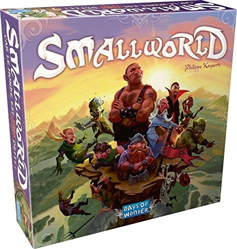 Small world - Le jeu de base [Edition en français/French Edition] Days of Wonder SW01