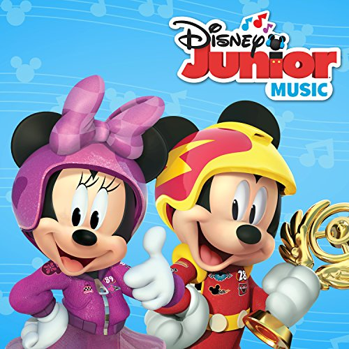 Mickey and The Roadster Racers: Disney Junior Music