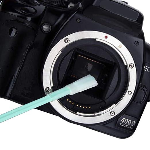 MYAMIA 6Pcs Sensor Mojado Lente Limpieza Stick Cmos Ccd Limpiador ...
