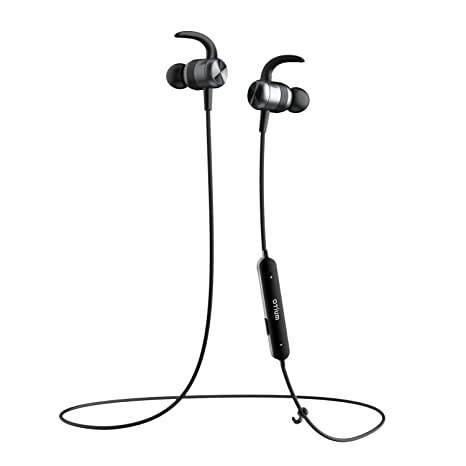 98dce844ed1 Bluetooth Headphones, Otium Magnetic Wireless Earbuds IPX7 Waterproof in-Ear  Sports Earphones w/