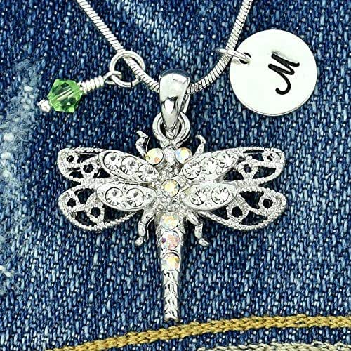 Sparkling Crystal Block Ring Chandelier: Amazon.com: Personalized Dragonfly Sparkling Crystal