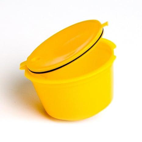 Adaptador de cápsula recargable para máquinas Nestlé Dolce Gusto, soporte para cápsulas de café,
