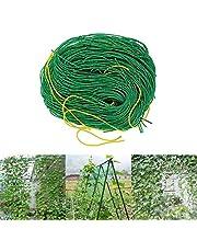 Le Piante di Nylon Fiore pianta Frutta Giardino Trellis Netti rampicante Giardino recinto Giardino Netto della Rete del recinto Weed Pot Tray