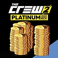 THE CREW 2:  PLATINUM CREDITS PACK (450000 + 225000 BONUS) - PS4 [Digital Code]