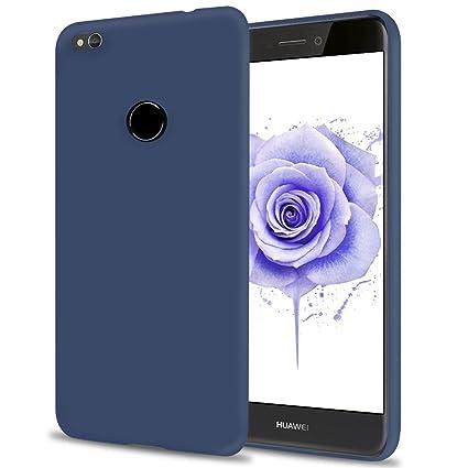 Funda Huawei P8 Lite 2017, CaseLover Suave TPU Silicona Carcasa para Huawei P8 Lite 2017 (5.2 Pulgadas) Ultra Delgado Flexible Goma Mate Opaco ...