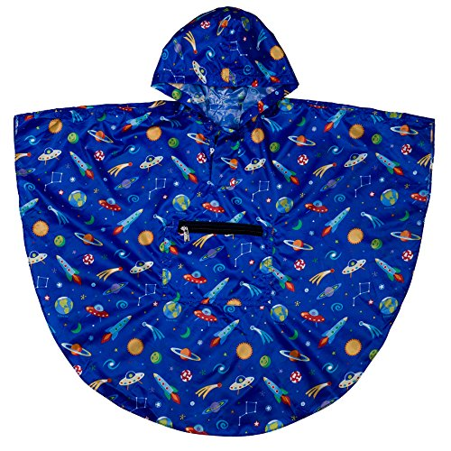 Olive Kids Out of This World Poncho, 4-7 -