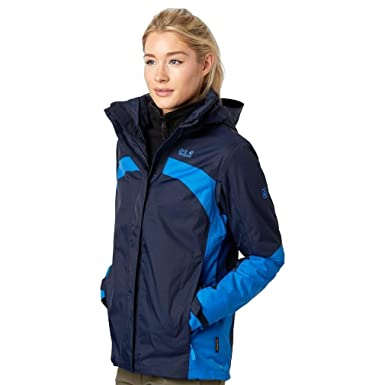 huge discount 51c51 6b015 Jack Wolfskin Risco 3-in-1 Women's Jacket