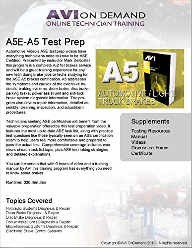 can you take ase certification test online