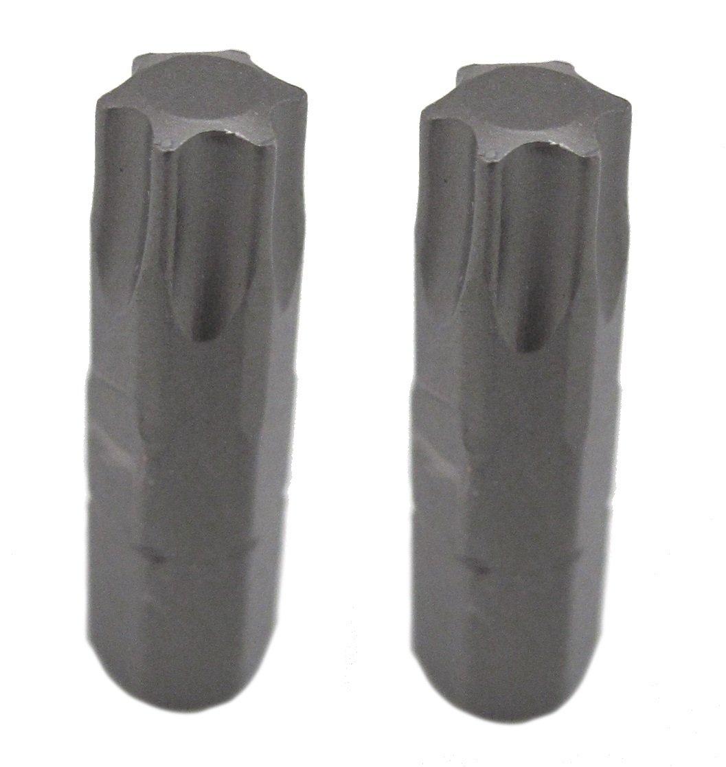 Length: 1 Length: 1 Bondhus on Card 2 Pack Felo 0715722194 T40 Torx Industrial Bits