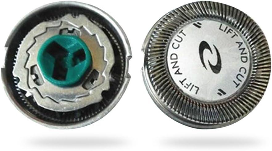 Zhhlinyuan 2 PACK Laminas para Máquina de Afeitar Shaving Net ...