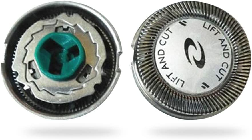 Zhhlinyuan 2 PACK Laminas para Máquina de Afeitar Shaving Net HQ5705 Replacement for Philip PT725 PT730 PT735 7180XL 7145XL 7140XL 8895XL 8894XL 7240XL 7310XL: Amazon.es: Electrónica