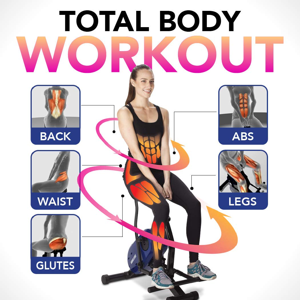 U S Jaclean Rodeo Core Trainer Ab Workout Equipment For