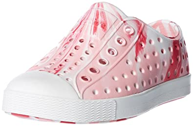 a1b9d026c68e0 Native Shoes Kids' Jefferson Marbled Slip-On