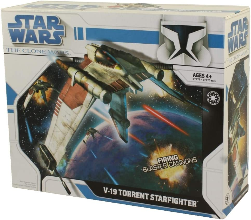 Star Wars 3 75 V 19 Torrent Starfighter Toys Games