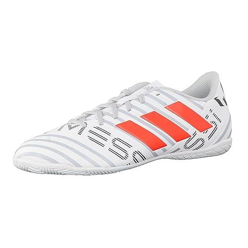 adidas Nemeziz Messi 17.4 In, Zapatillas de fútbol Sala para Hombre, (Ftwbla/Narsol/Gritra), 40 EU: Amazon.es: Zapatos y complementos