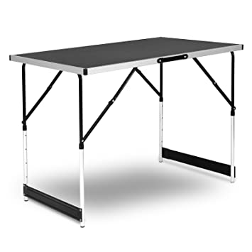 Charmant WOLTU CPT8121sz Table De Camping Pliante Table De Jardin Table De Travail Table  De Balcon Réglable Idees