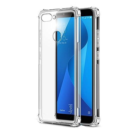 Carcasa Asus Zenfone Max Plus (M1) Case + 2 Pack Protector ...
