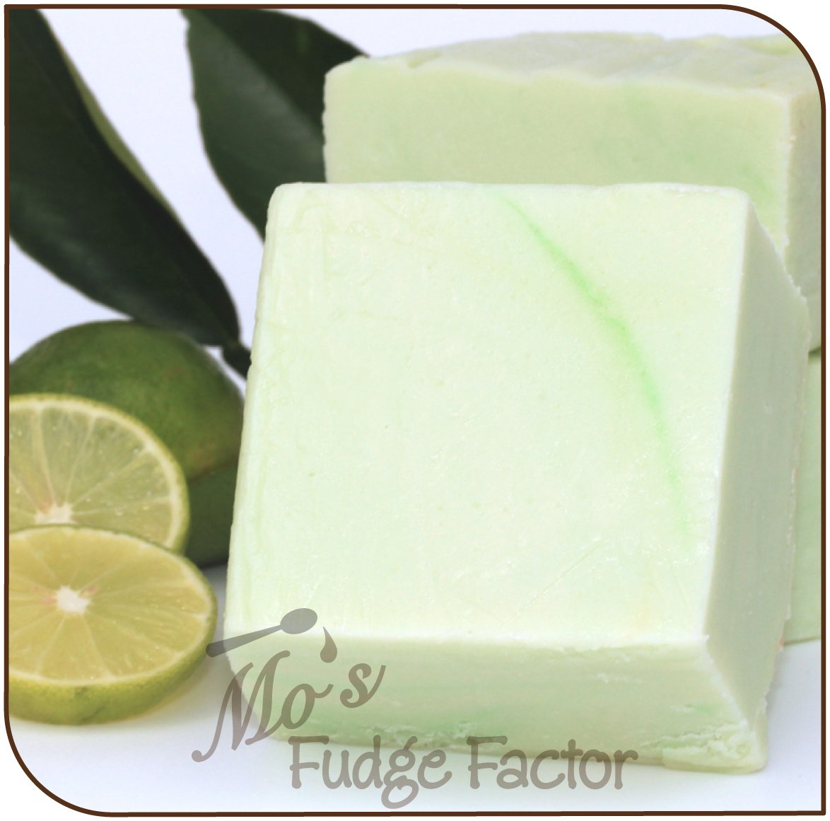 Mo's Fudge Factor, Key Lime Fudge, 2 Pounds