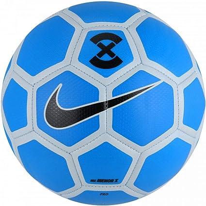 inventar Monetario Paleto  Amazon.com: Nike Menor Fútbol X Ball- azul/blanco 4: Sports & Outdoors