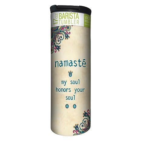 Amazon.com: tree-free greetings Namaste Honor aspiradora ...