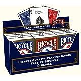 Bicycle Standard Rider Back Poker Playing Cards, 12 Decks