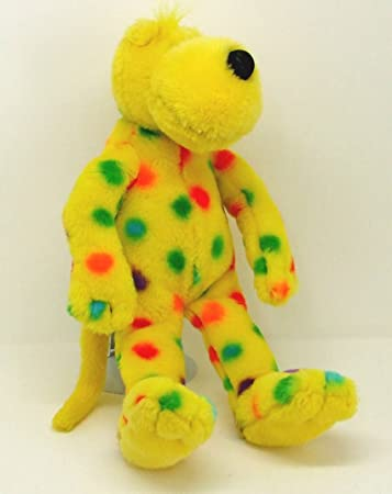 Amazoncom Kohls Dr Seuss Put Me In The Zoo 16 Spotted Dog Doll