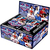 2017 Topps Opening Day Baseball Cards Hobby Box (36 Packs of 7 Cards, including 36 Inserts)