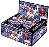 #9: 2017 Topps Opening Day Baseball Cards Hobby Box (36 Packs of 7 Cards, including 36 Inserts)