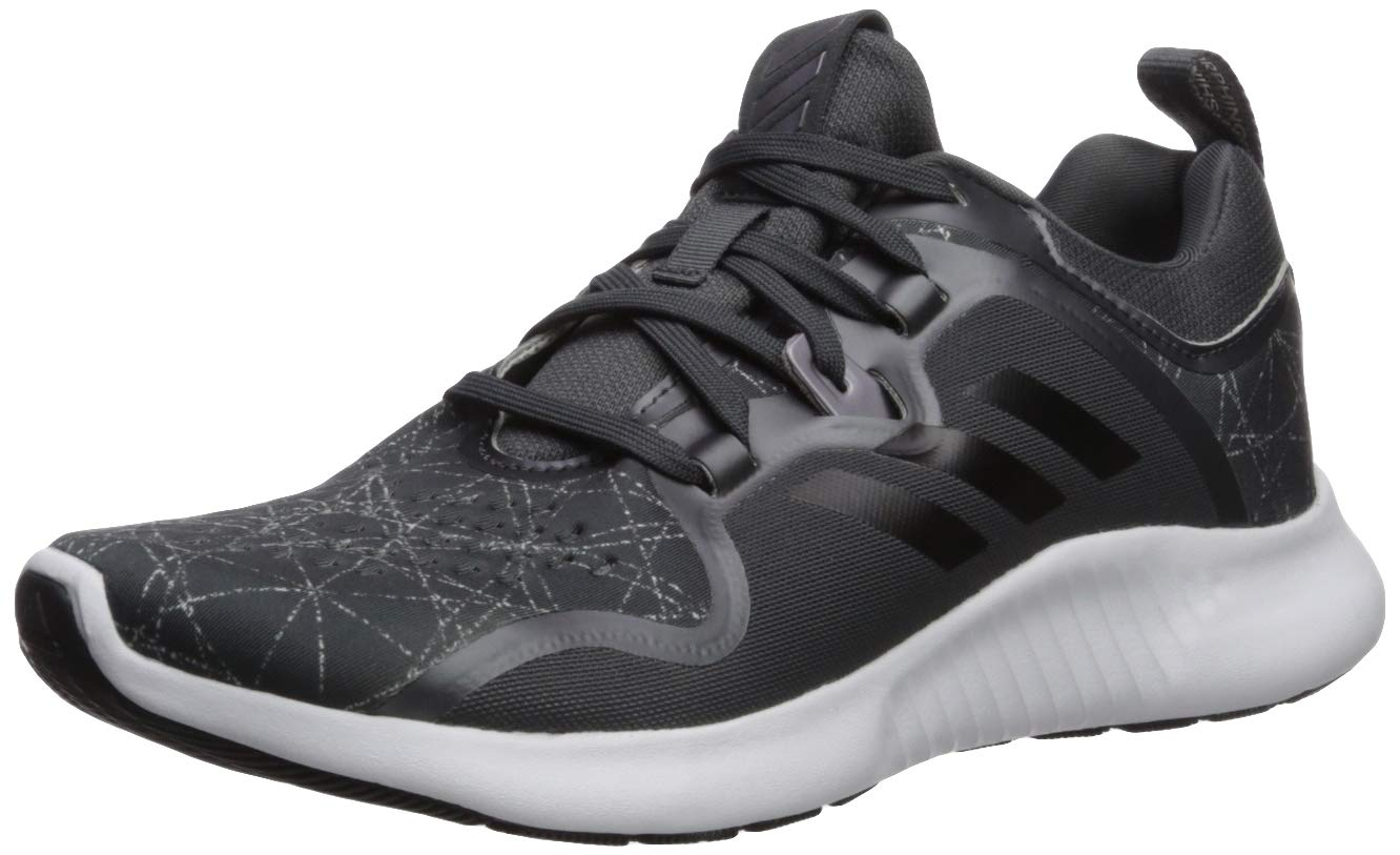 adidas Women's Edgebounce Grey/Black/White 5.5 M US by adidas (Image #1)