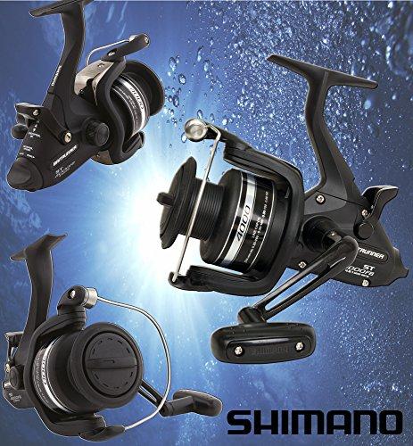 Shimano Baitrunner ST 25004000Fb carrete