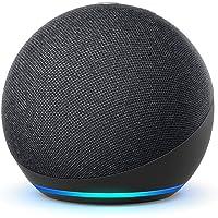 De nieuwe Echo Dot (4e generatie) Internationale versie | Smart luidspreker met Alexa | Antraciet | Nederlandse taal…