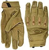 Oakley Transition Tactical Mens Snow Snowmobile Gloves - Coyote / Medium