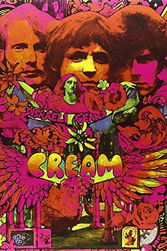 cream band poster - 3