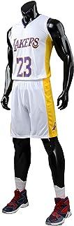HS-ATI NICE Jason Williams # 55 Sacramento Kings Maglie Uniforme di Basket Mens Traspirante Epoca Senza Maniche Tops Pallacanestro di Sport Gilet,Viola,S:165cm~170cm