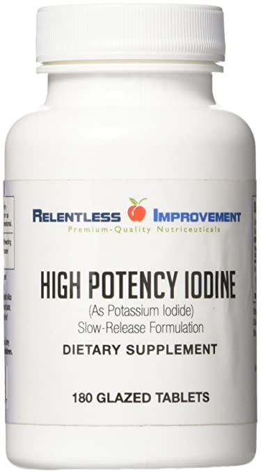 Product thumbnail for Relentless Improvement High Potency Iodine