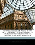 Fontainville Forest, James Boaden and Ann Ward Radcliffe, 1144330572
