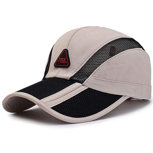 Gorra de béisbol Nice Hat Unisex Transpirable de secado rápido ...