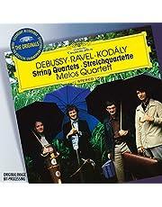 Melos Quartet - String Quartets