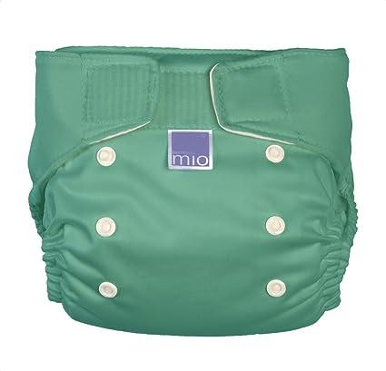 Bambino Mio SO E - Miosolo pañal todo-en-uno (color verde)