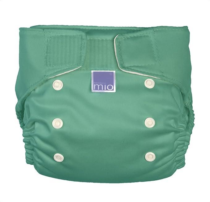 Bambino Mio SO E - Miosolo pañal todo-en-uno (color verde): Amazon.es: Bebé